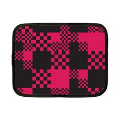 Cube Square Block Shape Creative Netbook Case (small)  by Amaryn4rt