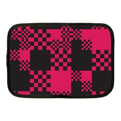 Cube Square Block Shape Creative Netbook Case (medium)  by Amaryn4rt