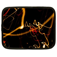 Abstract Netbook Case (xxl)