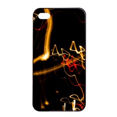 Abstract Apple Iphone 4/4s Seamless Case (black)
