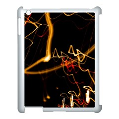 Abstract Apple Ipad 3/4 Case (white) by Amaryn4rt