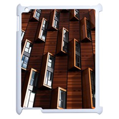 Abstract Architecture Building Business Apple Ipad 2 Case (white) by Amaryn4rt