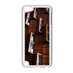 Abstract Architecture Building Business Apple Ipod Touch 5 Case (white) by Amaryn4rt