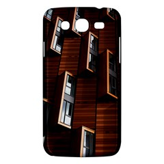 Abstract Architecture Building Business Samsung Galaxy Mega 5 8 I9152 Hardshell Case  by Amaryn4rt