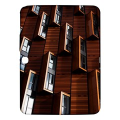 Abstract Architecture Building Business Samsung Galaxy Tab 3 (10 1 ) P5200 Hardshell Case