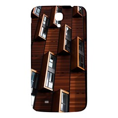 Abstract Architecture Building Business Samsung Galaxy Mega I9200 Hardshell Back Case