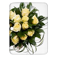 Bouquet Flowers Roses Decoration Samsung Galaxy Tab 3 (10 1 ) P5200 Hardshell Case