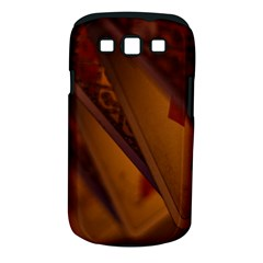 Card Game Mood The Tarot Samsung Galaxy S Iii Classic Hardshell Case (pc+silicone) by Amaryn4rt