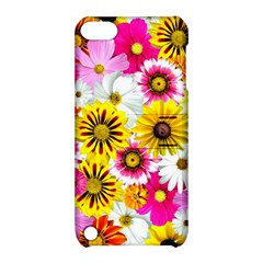 Flowers Blossom Bloom Nature Plant Apple Ipod Touch 5 Hardshell Case With Stand by Amaryn4rt