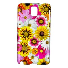 Flowers Blossom Bloom Nature Plant Samsung Galaxy Note 3 N9005 Hardshell Case by Amaryn4rt