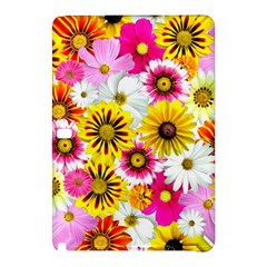 Flowers Blossom Bloom Nature Plant Samsung Galaxy Tab Pro 12 2 Hardshell Case by Amaryn4rt