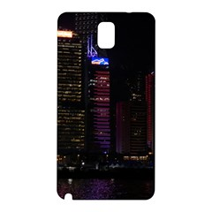 Hong Kong China Asia Skyscraper Samsung Galaxy Note 3 N9005 Hardshell Back Case