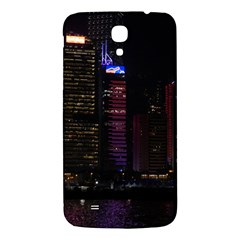 Hong Kong China Asia Skyscraper Samsung Galaxy Mega I9200 Hardshell Back Case