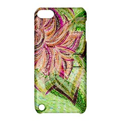 Colorful Design Acrylic Apple Ipod Touch 5 Hardshell Case With Stand by Amaryn4rt