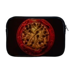 Light Picture Cotton Buds Apple Macbook Pro 17  Zipper Case