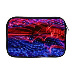 Lights Abstract Curves Long Exposure Apple Macbook Pro 17  Zipper Case