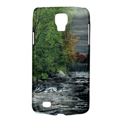 Landscape Summer Fall Colors Mill Galaxy S4 Active by Amaryn4rt