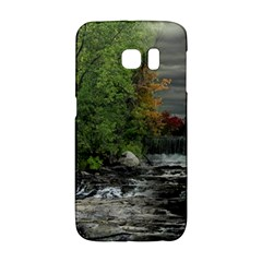 Landscape Summer Fall Colors Mill Galaxy S6 Edge by Amaryn4rt