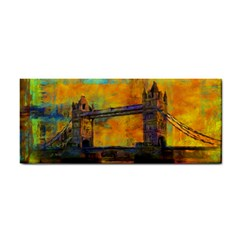 London Tower Abstract Bridge Cosmetic Storage Cases by Amaryn4rt