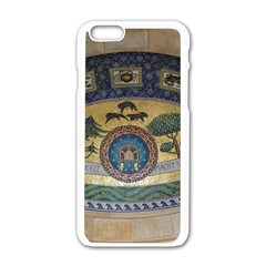 Peace Monument Werder Mountain Apple Iphone 6/6s White Enamel Case