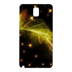 Particles Vibration Line Wave Samsung Galaxy Note 3 N9005 Hardshell Back Case