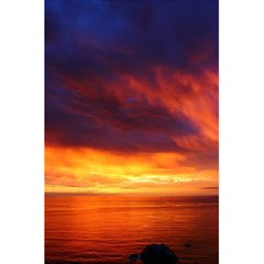Sunset The Pacific Ocean Evening 5 5  X 8 5  Notebooks by Amaryn4rt