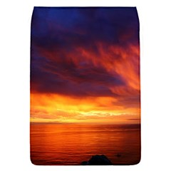 Sunset The Pacific Ocean Evening Flap Covers (s)  by Amaryn4rt