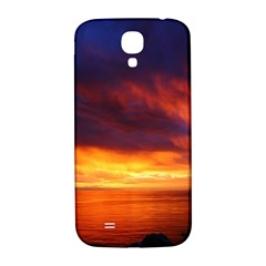 Sunset The Pacific Ocean Evening Samsung Galaxy S4 I9500/i9505  Hardshell Back Case by Amaryn4rt
