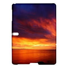 Sunset The Pacific Ocean Evening Samsung Galaxy Tab S (10 5 ) Hardshell Case  by Amaryn4rt