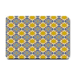 Arabesque Star Small Doormat  by AnjaniArt