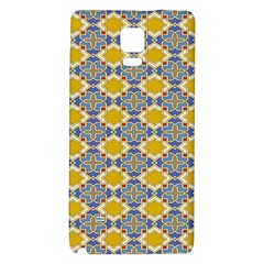Arabesque Star Galaxy Note 4 Back Case by AnjaniArt