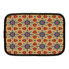 Arabesque Flower Netbook Case (medium)