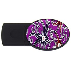 Batik Jogja Usb Flash Drive Oval (2 Gb)