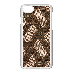 Batik Cap Truntum Kombinasi Apple Iphone 7 Seamless Case (white)