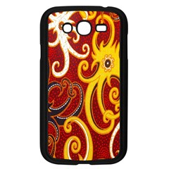 Batik Jogja Java Samsung Galaxy Grand Duos I9082 Case (black) by AnjaniArt