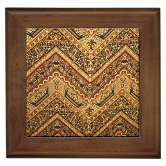 Batik Pekalongan Framed Tiles