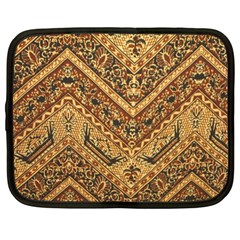 Batik Pekalongan Netbook Case (large)
