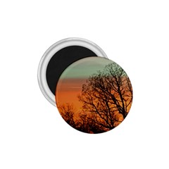 Twilight Sunset Sky Evening Clouds 1 75  Magnets by Amaryn4rt