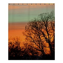 Twilight Sunset Sky Evening Clouds Shower Curtain 60  X 72  (medium)  by Amaryn4rt