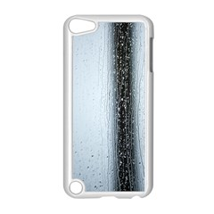 Rain Raindrop Drop Of Water Drip Apple Ipod Touch 5 Case (white) by Amaryn4rt