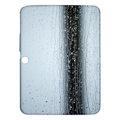Rain Raindrop Drop Of Water Drip Samsung Galaxy Tab 3 (10 1 ) P5200 Hardshell Case