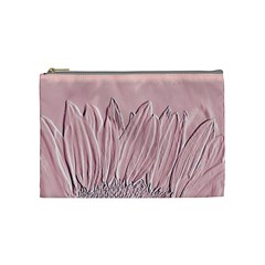 Shabby Chic Vintage Background Cosmetic Bag (medium)