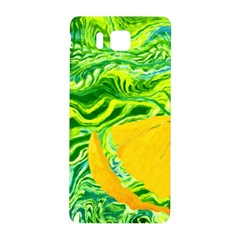 Zitro Abstract Sour Texture Food Samsung Galaxy Alpha Hardshell Back Case by Amaryn4rt