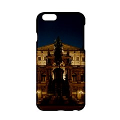Dresden Semper Opera House Apple Iphone 6/6s Hardshell Case by Amaryn4rt