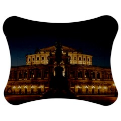 Dresden Semper Opera House Jigsaw Puzzle Photo Stand (bow)