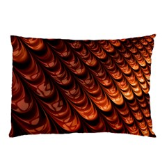 Fractal Mathematics Frax Pillow Case (two Sides) by Amaryn4rt