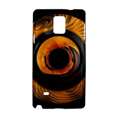 Fractal Mathematics Abstract Samsung Galaxy Note 4 Hardshell Case