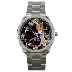 Qingdao Provence Lights Outdoors Sport Metal Watch by Amaryn4rt