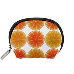 Orange Discs Orange Slices Fruit Accessory Pouches (small)  by Amaryn4rt
