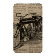 Vintage Collage Motorcycle Indian Memory Card Reader by Amaryn4rt